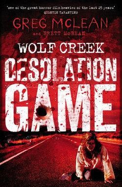 Desolation Game: Wolf Creek Book 2
