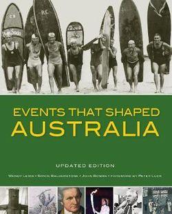 Events that Shaped Australia