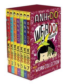 Weirdo: The Mega Weird Collection