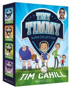 Tiny Timmy Super Collection!