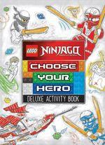 Choose Your Hero Deluxe Activity Book