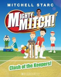 Mighty Mitch! #3: Clash of the Keepers!