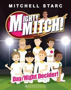 Mighty Mitch! : Day/Night Decider