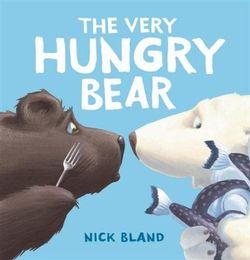 Very Hungry Bear