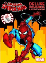 Amazing Spider-Man Deluxe Colouring and Activity Book