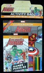 The Mighty Avengers Activity Bag