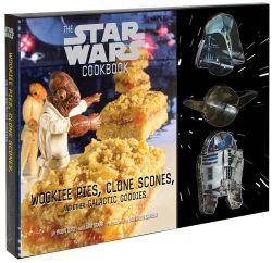 Star Wars Cookbook: Wookiee Pies, Clone Scones & Other Galactic Goodies