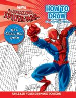 Amazing Spiderman: How to Draw