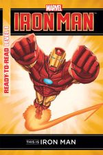 Marvel Read-to-Read Level 1: This is Iron Man