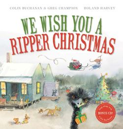 We Wish You a Ripper Christmas
