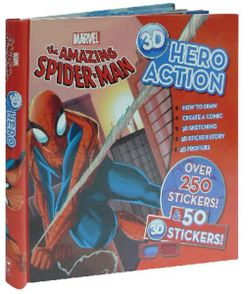 Amazing Spider-Man 3D Hero Action