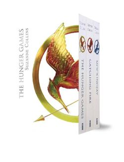 The Hunger Games - Luxury Edition Box Set
