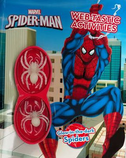 Marvel: Spider-Man Web-tastic Activities