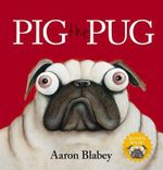 Pig the Pug with Mask