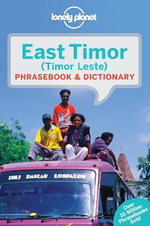 Lonely Planet East Timor Phrasebook & Dictionary