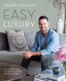 Easy Luxury
