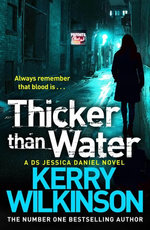 Thicker Than Water: A DS Jessica Daniel Novel 6