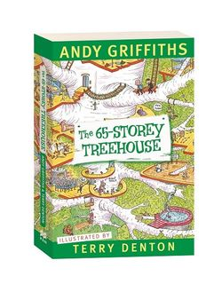 The 65-Storey Treehouse cover image