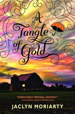 A Tangle of Gold: The Colours of Madeleine 3