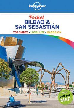 Lonely Planet Pocket Bilbao and San Sebastian