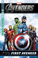 Marvel Ready-to-read Level 2 - Return of the First Avenger