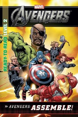 Marvel Ready-to-Read Level 2: Avengers Assemble