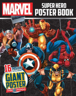 Marvel Super Hero Poster Book
