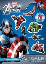 Avengers Assemble: Sticker and Activity Book (starring Captain America)