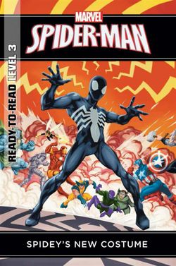 Marvel Ready-to-Read Level 3: Spidey's New Costume