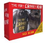 Very Cranky Bear Boxed Set (with Roaring Plush)