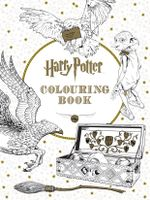 Harry Potter: The Official Adult Colouring Book