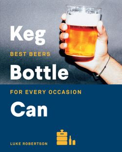 Keg Bottle Can