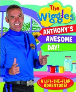 Wiggles Shaped Board Book: Anthony's Awesome Day!