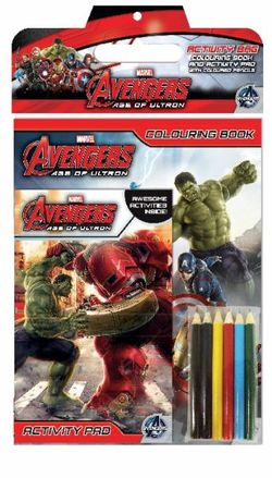 Avengers Age of Ultron: Activity Bag (Marvel)