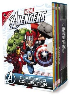 Marvel Avengers Classified Collection