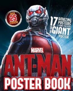 Marvel Ant Man Poster Book