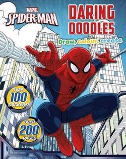 Marvel: Spider-Man Daring Doodles