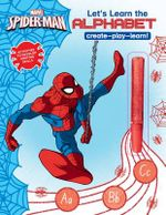 Spider-Man - Let's Learn the Alphabet with Cool Glue Pen