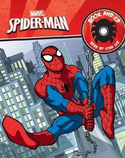 Spider-Man Storybook and CD
