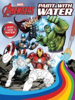 Marvel Avengers Paint with Water