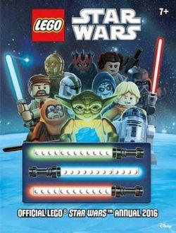 LEGO Star Wars: Official LEGO Star Wars Annual