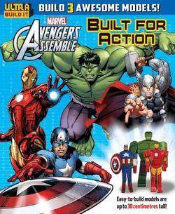 Marvel Avengers Assemble Built for Action