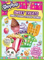 Sweet Treats Smell-Icious Sticker Scenes