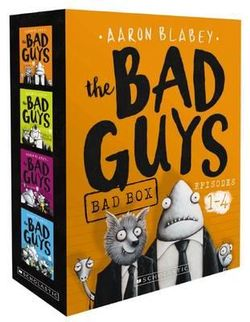 The Bad Guys Bad Box