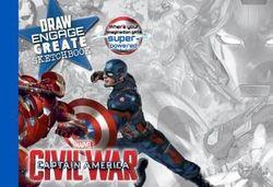 Marvel: Captain America: Civil War: Draw Engage Create Sketchbook