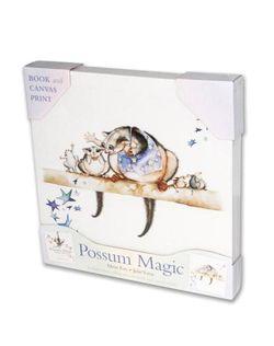 Possum Magic + Canvas Picture