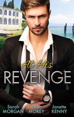 At His Revenge - 3 Book Box Set