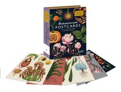 Botanicum: Postcard Set