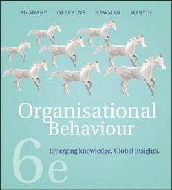 Sw Organisational Behaviour + Connect 6E