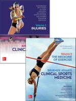 SW CLINICAL SPORTS MEDICINE 5E - VOL 1 and 2